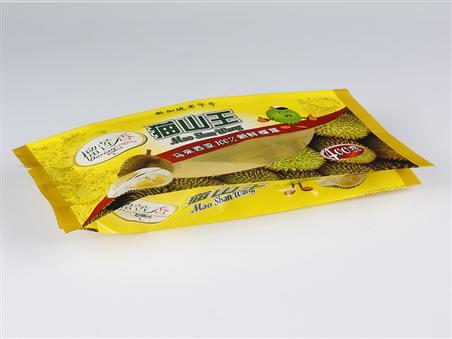 膨化食品常用真空袋充气包装