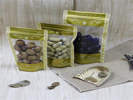 复合包装袋广泛应用于食品包装袋中